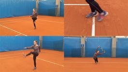 Rozgrzewka tenisowa