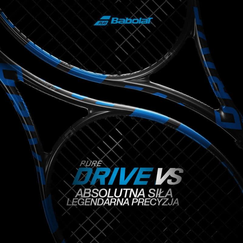 Pure Drive VS: absolutna siła, legendarna precyzja