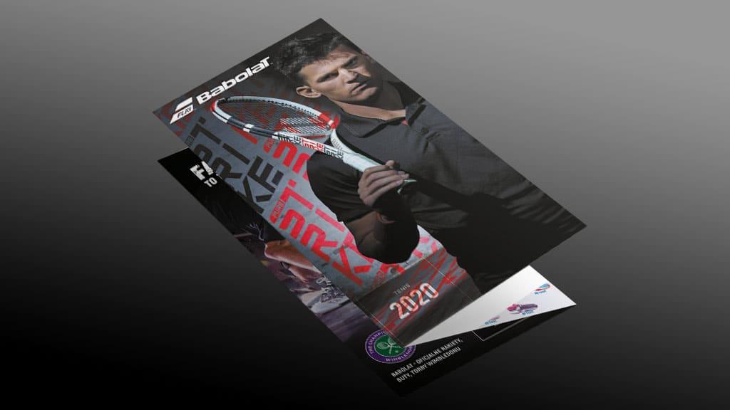 Katalog Babolat Tenis 2020 - polska wersja językowa