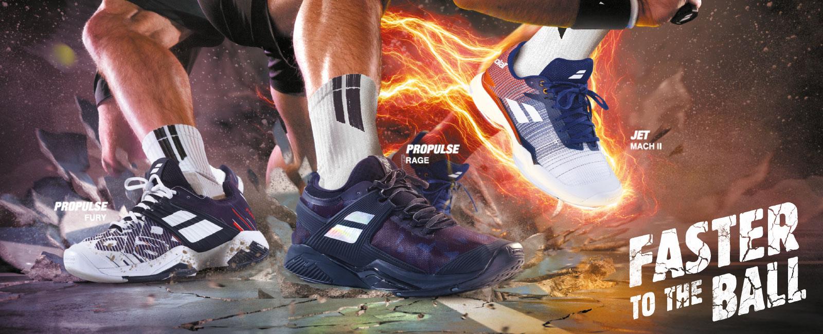 Wybierz buty dla siebie: JET Mach, Fury, Rage