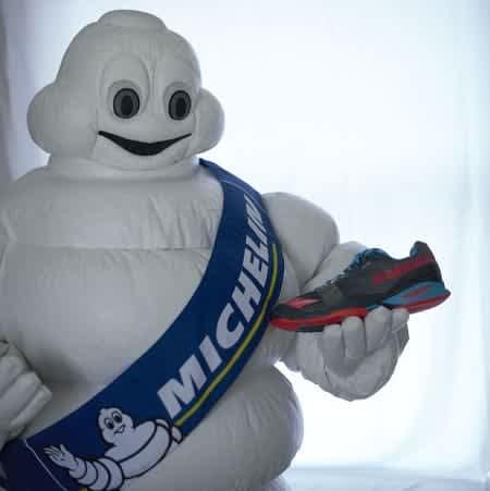Współpraca z Michelin